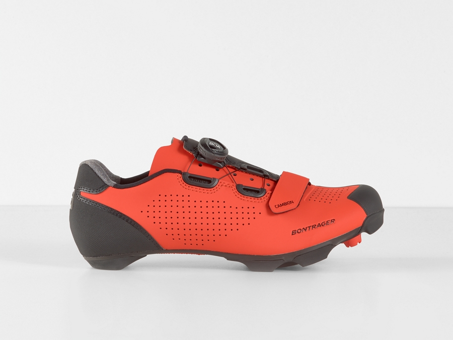 Bontrager Schuh Cambion 42 Viper Red