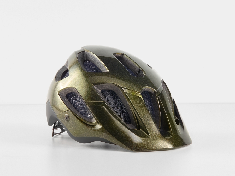 Bontrager Helmet Blaze WaveCel LTD Large Black Gold CE
