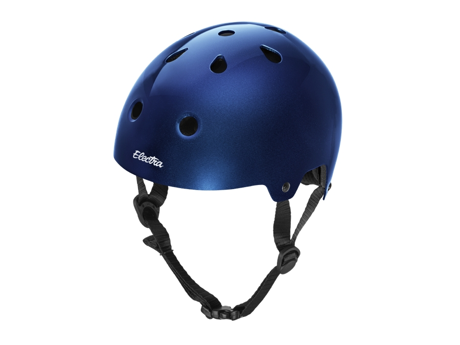 Electra Helmet Lifestyle Oxford Large Blue CE