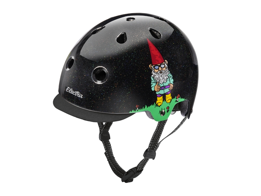 Electra Helmet Lifestyle Lux Gnome Small Black CE