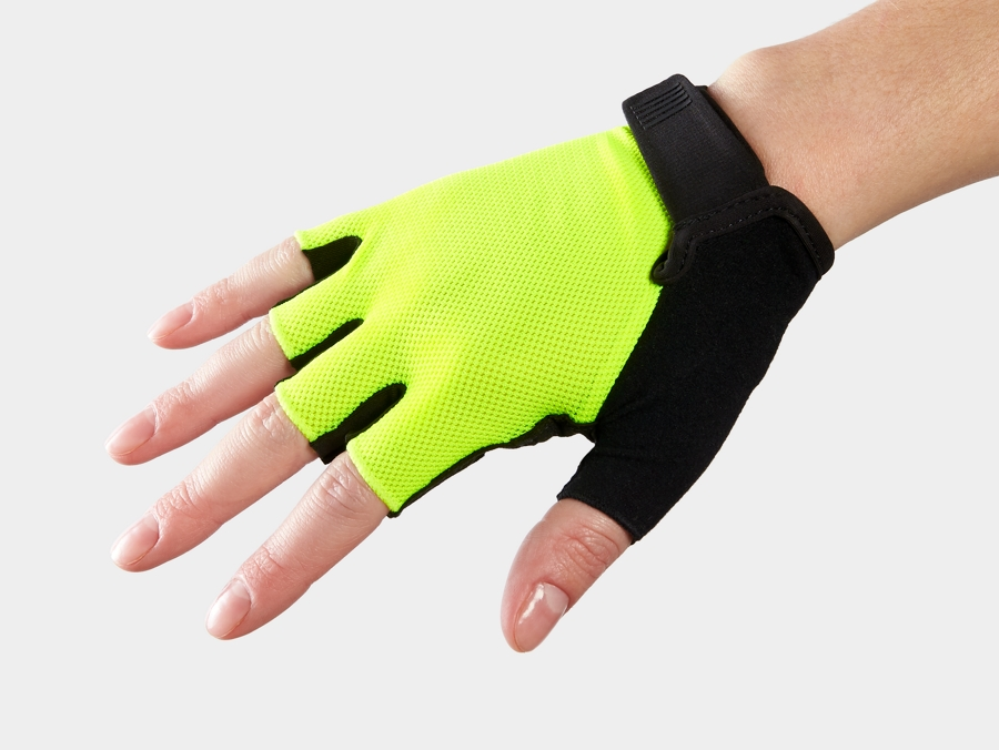 Bontrager Glove Solstice Women Small Radioactive Yellow