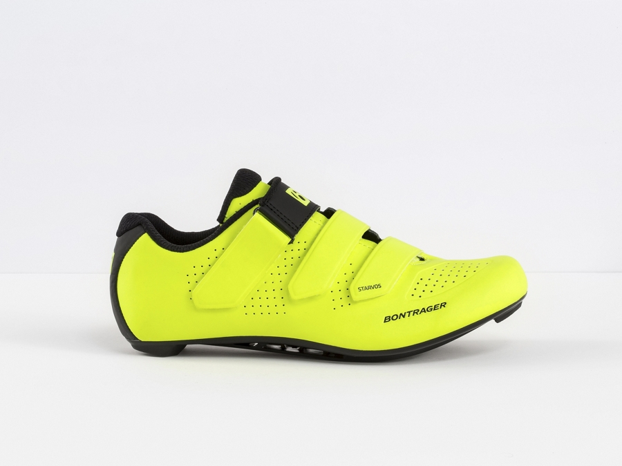 Bontrager Schuh Starvos Men 48 High Visibility Yellow