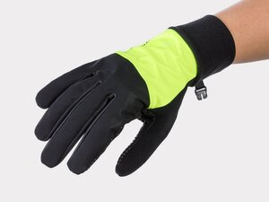 Bontrager Glove Circuit Wind Women MD Radioactive Yellow