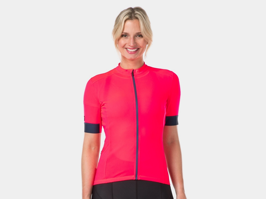 Bontrager Jersey Meraj Women Medium Radioactive Pink
