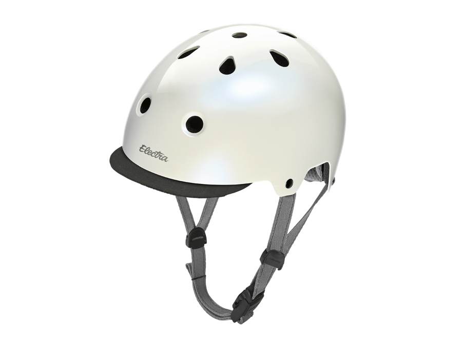 Electra Helmet Lifestyle Lux Mother of Pearl Small CE
