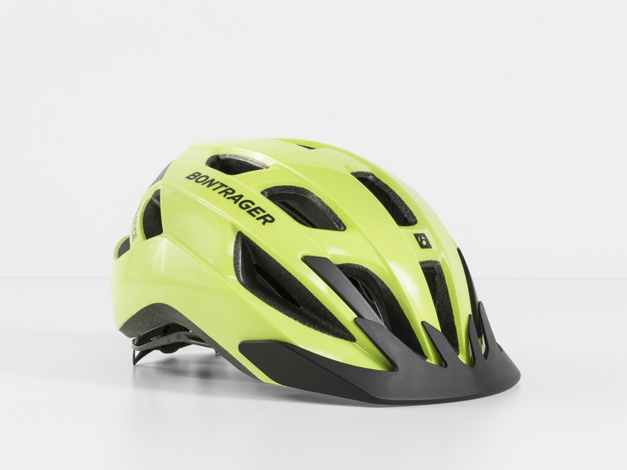 Bontrager Helm Solstice M/L Radioactive Yellow CE