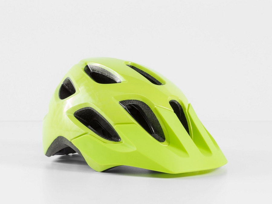 Bontrager Helm Tyro Child Radioactive Yellow CE